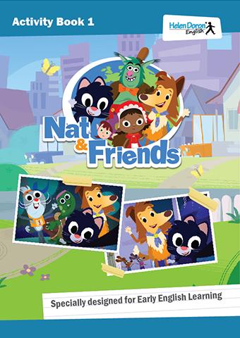 Pozrite sa dovnútra - Nat and Friends 