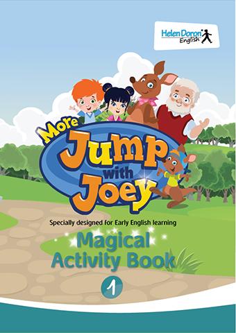 Pozrite sa dovnútra - More Jump with Joey