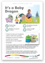 Stiahnuť - It's a Baby Dragon