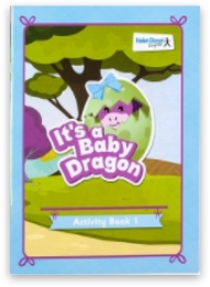 Pozrite sa dovnútra - It's a Baby Dragon