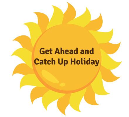 Get Ahead and Catch Up prázdninové kurzy pre deti vo veku 8-19 rokov