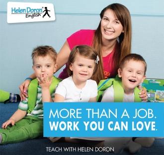 Staňte sa certifikovaným učiteľom Helen Doron English – sú to najlepší učitelia angličtiny na svete.