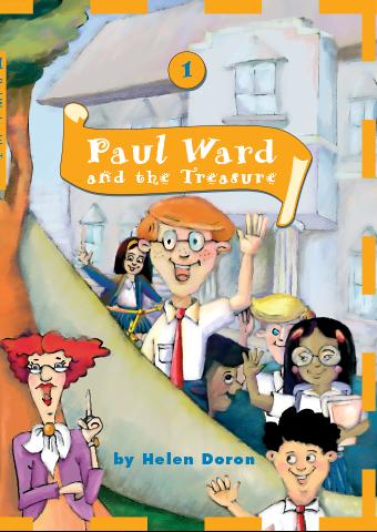 Pozrite sa dovnútra - Paul Ward and the Treasure 