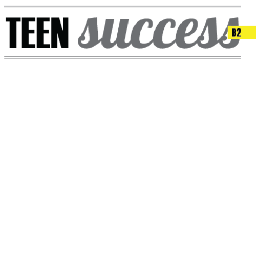 Teen Success (B2)‎